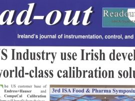 CompuCal and Endress and Hauser partnership featured in Read out magazine