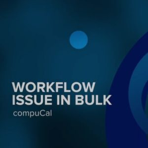 Workflow issue in Bulk