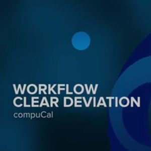 Workflow Clear Deviation