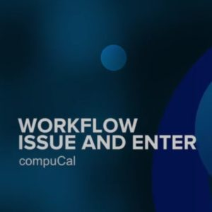 Workflow Issue and Enter
