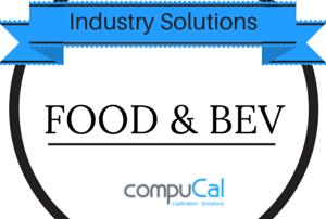 Food and Beverage Industry Calibration Solutions