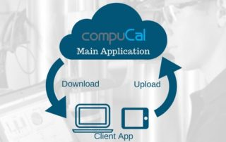 CompuCal Client App Diagram