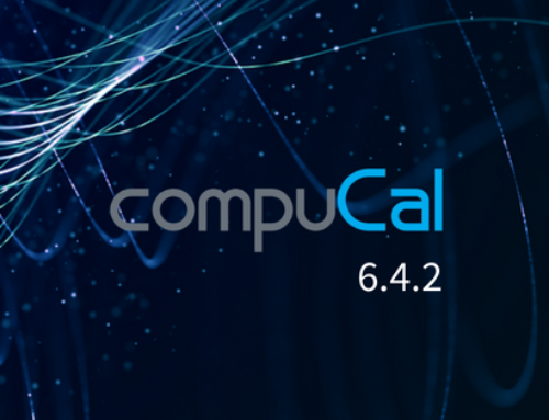 CompuCal 6.4.2: Latest Release!