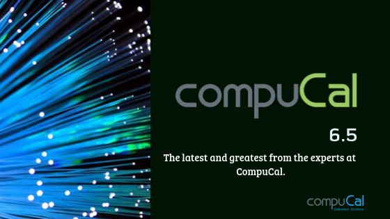 CompuCal 6.5 new release