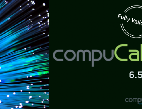 CompuCal 6.5: New Release