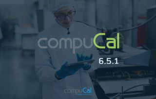 CompuCal 6.5.1 Release
