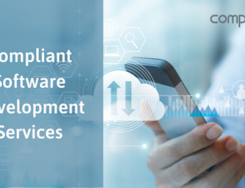 Compliant cloud and mobile software development services