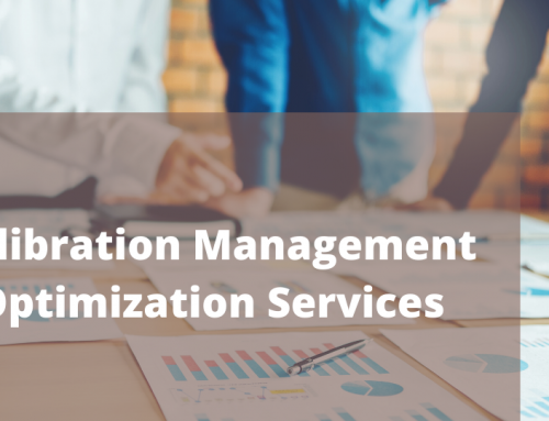 Calibration Management Optimization Services
