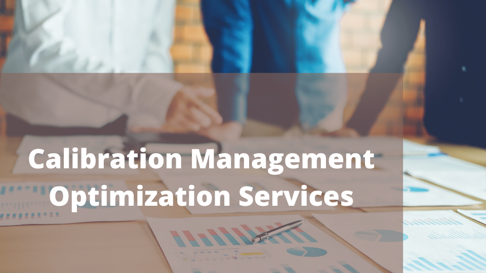 CompuCal offers calibration management optimization services